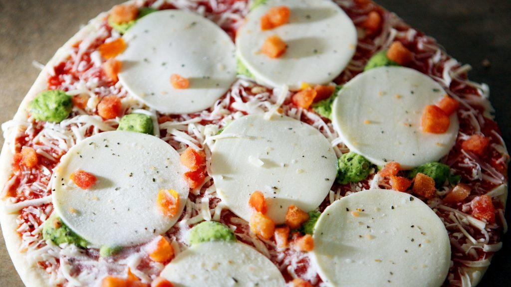 Dissoziierte Diät-Chorizo mit Gemüse