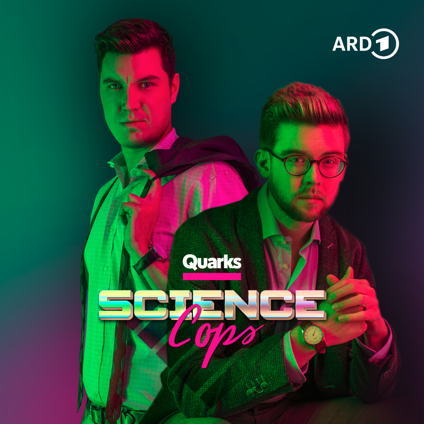 Die Quarks Science-Cops
