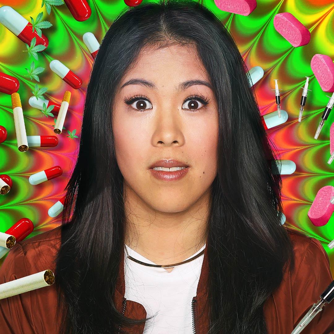 Mai Thi Nguyen-Kim vor Drogen-Kaleidoskop