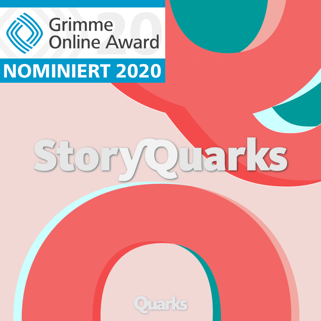 StoryQuarks Grimme Online Award
