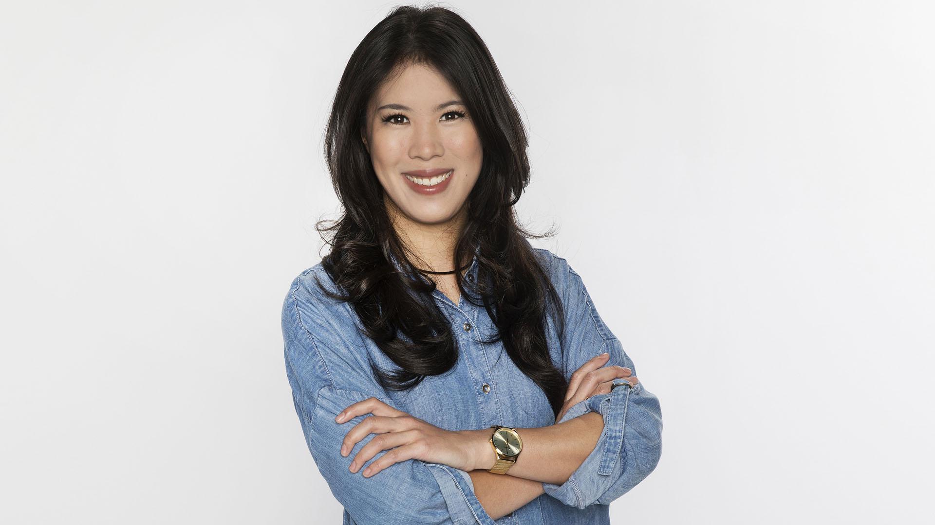Mai Thi Nguyen-Kim, Quelle: WDR/Linda Meiers