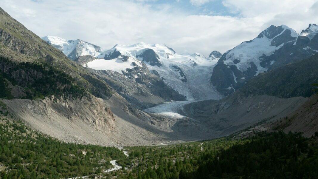 Moteratsch-Gletscher